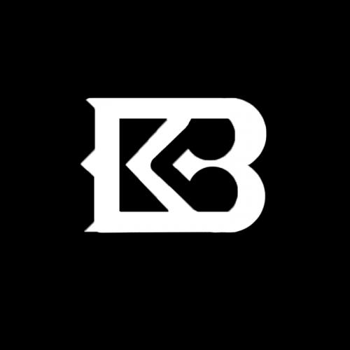 K&B Records logotype