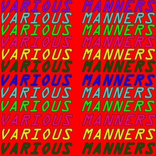 Various Manners logotype