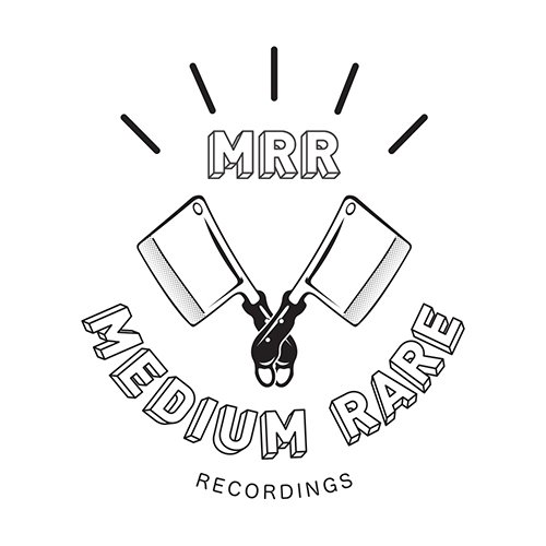 Medium Rare Recordings logotype