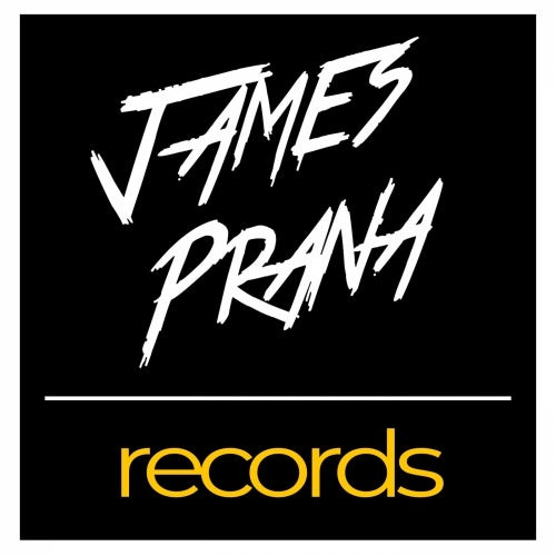JAMES PRANA records logotype