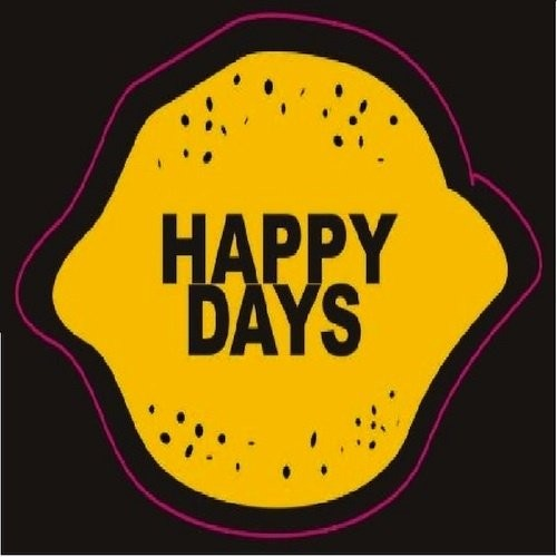 Happy Days Records logotype