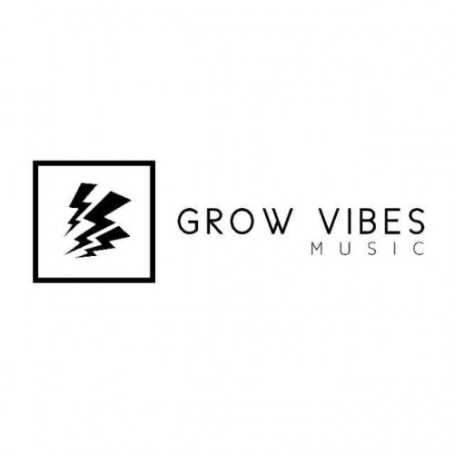 GROW VIBES MUSIC logotype
