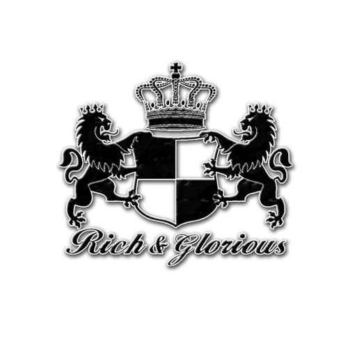 Rich & Glorious logotype