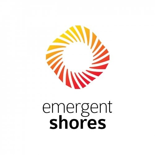 Emergent Shores logotype