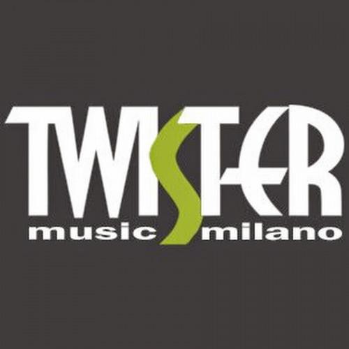 Twister Music Milano logotype