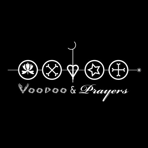 Voodoo and Prayers logotype