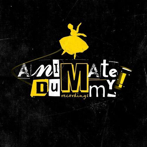 Animate Dummy Recordings logotype