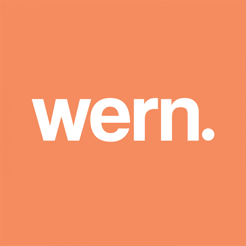 Wern Records logotype
