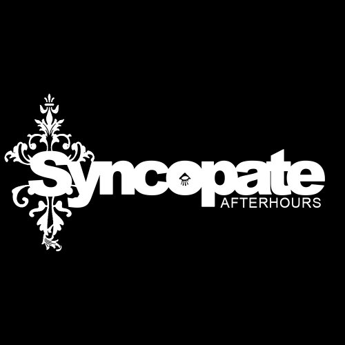 Syncopate After hours logotype