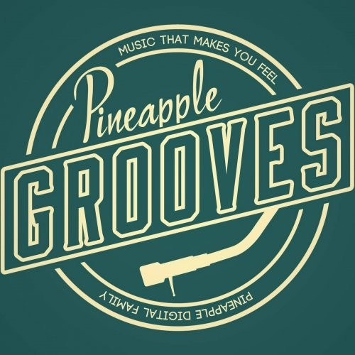 Pineapple Grooves logotype