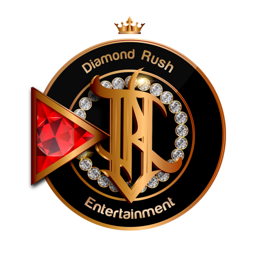 Diamond Rush Music logotype
