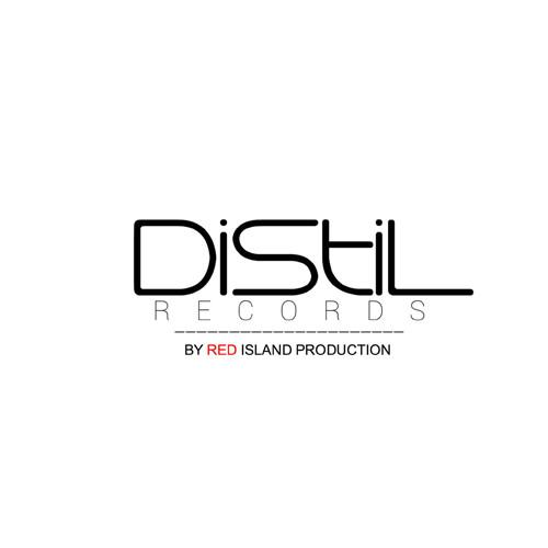 Distil Records logotype