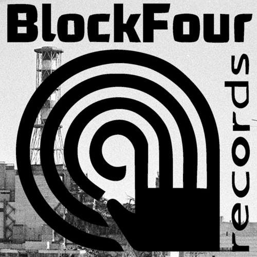 BLOCKFOUR RECORDS logotype