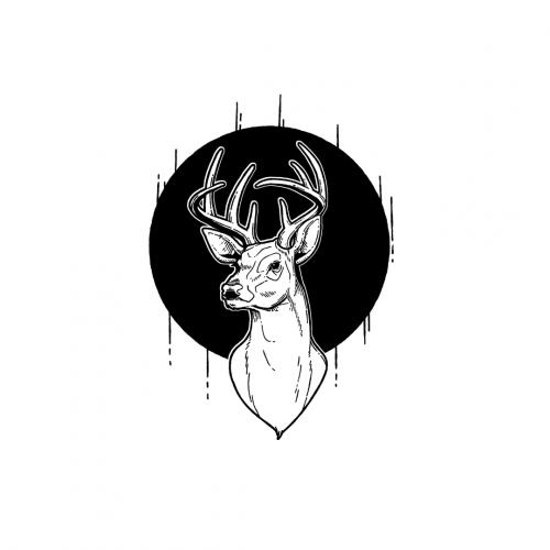 Deep Deer Records logotype