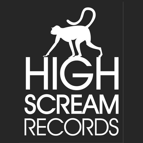 High Scream Records logotype