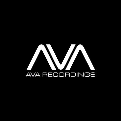 AVA White (Black Hole) logotype