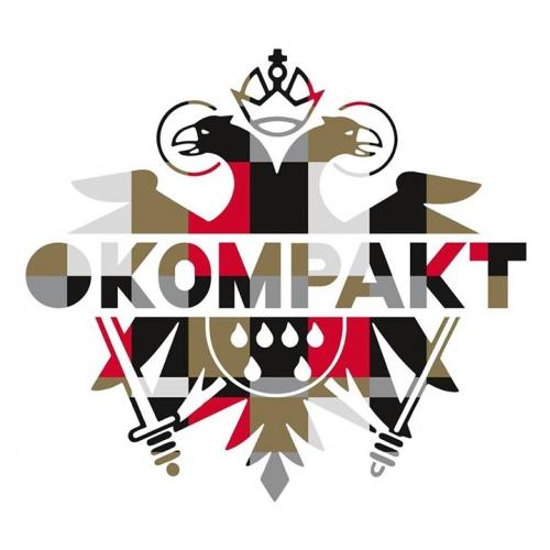 Kompakt logotype