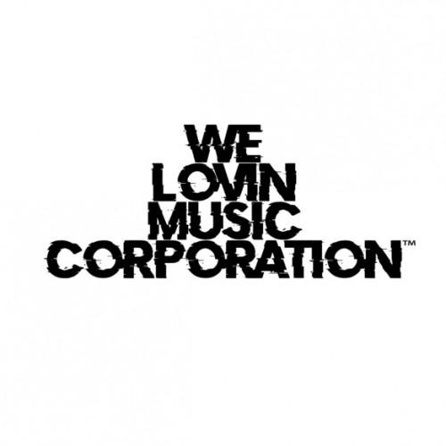 We Lovin Music Corporation ™ logotype