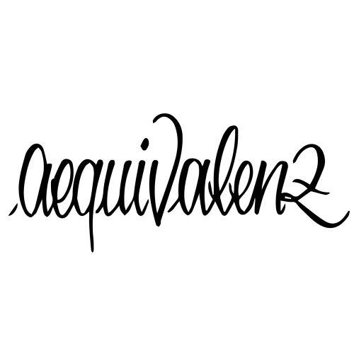 Aequivalenz logotype