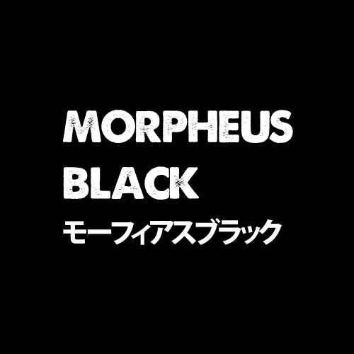 Morpheus Black logotype