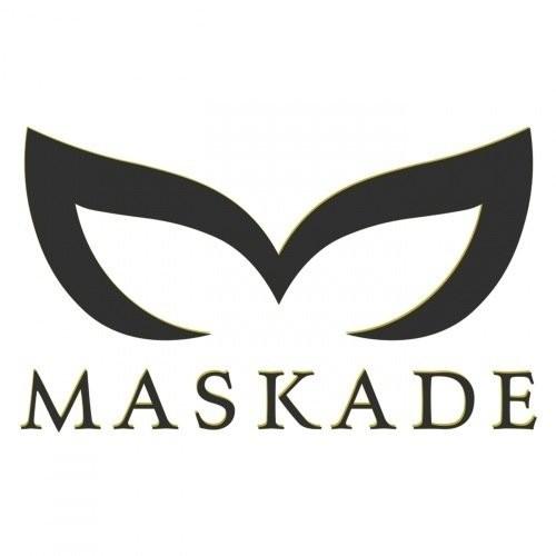Maskade logotype