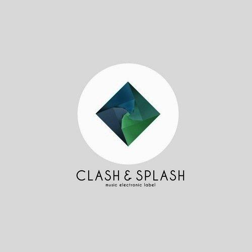 Clash & Splash logotype