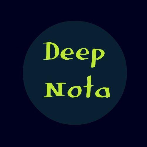 Deep Nota logotype