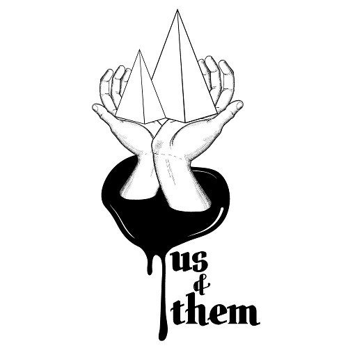 Us & Them Records logotype