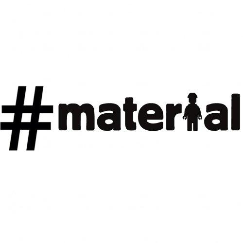 Material logotype