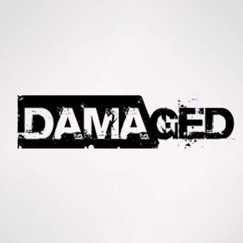 Damaged Records logotype
