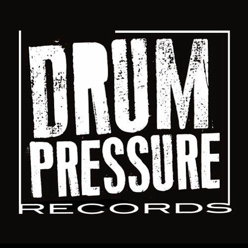 Drum Pressure Records logotype