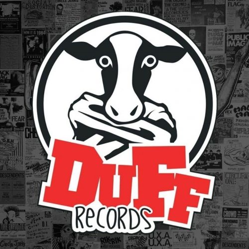 DUFF Records logotype