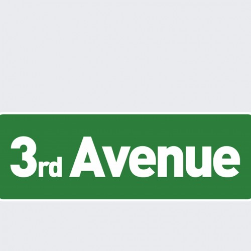 3rd Avenue logotype