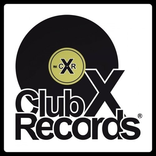 ClubX Records logotype