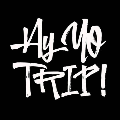 AY YO TRIP! logotype