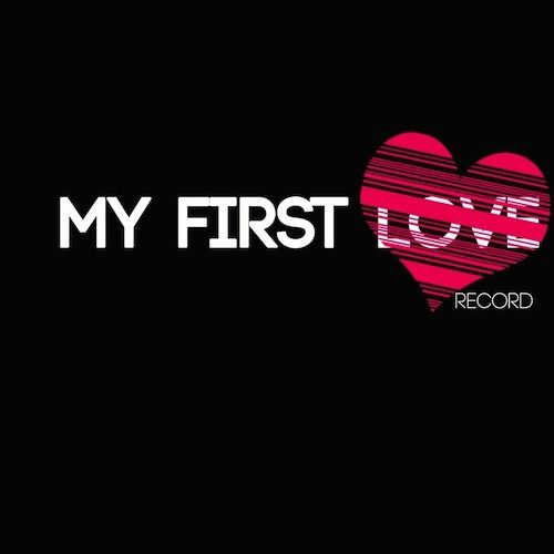 My First Love Record logotype