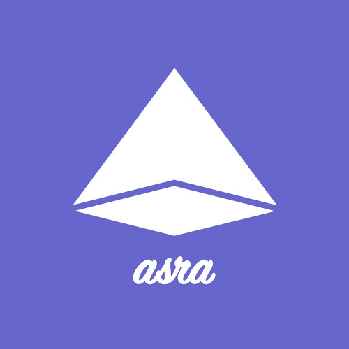 Asra Records logotype