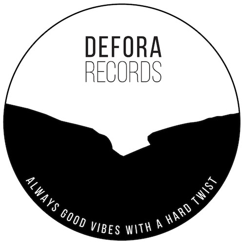 Defora Records logotype