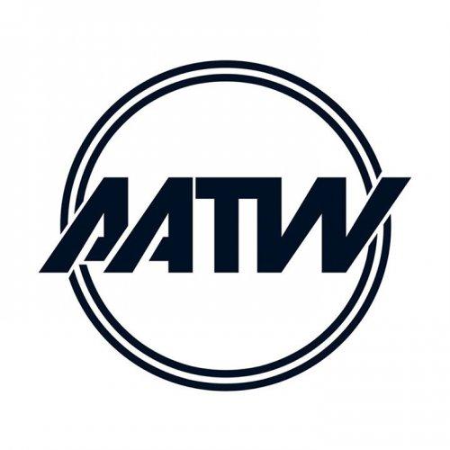 All Around The World logotype