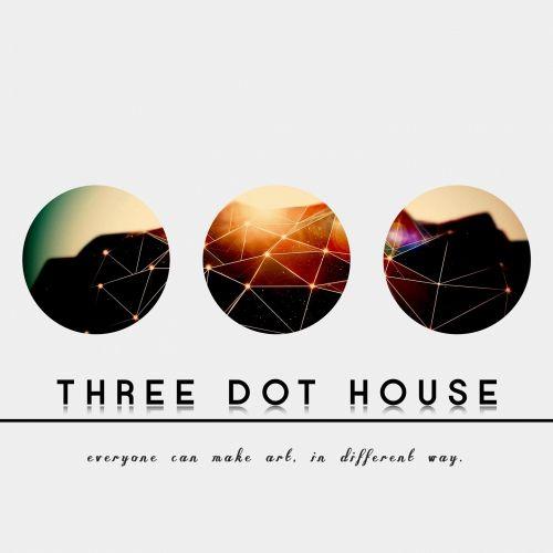 Three Dot House logotype