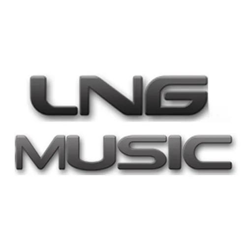 LNG MUSIC logotype