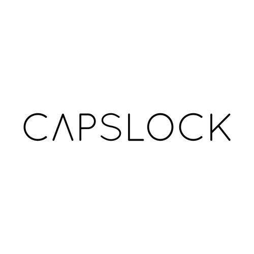 CAPSLOCK logotype