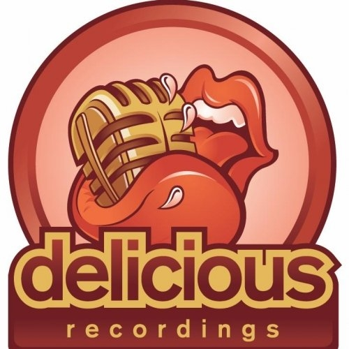 Delicious Recordings logotype
