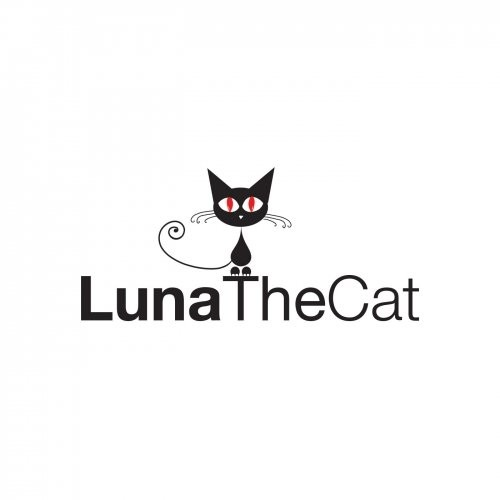 Luna The Cat logotype