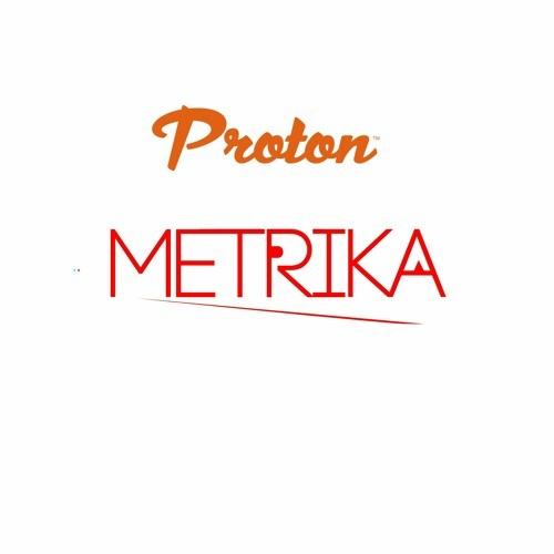 Metrika logotype