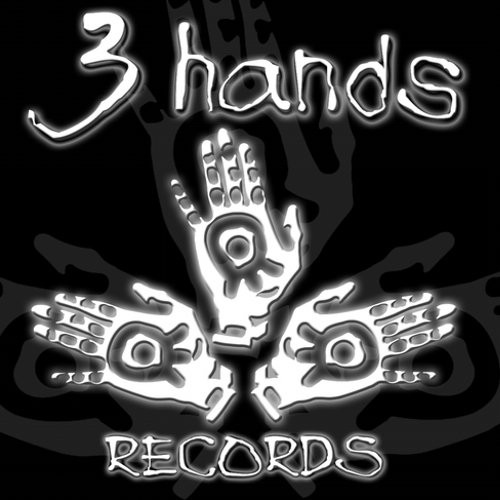 Three Hands Records logotype