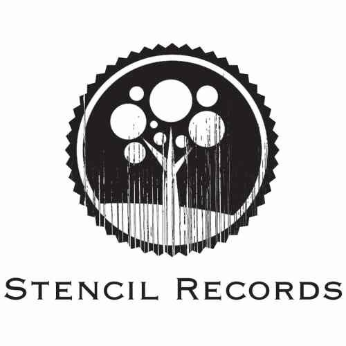 Stencil Records logotype