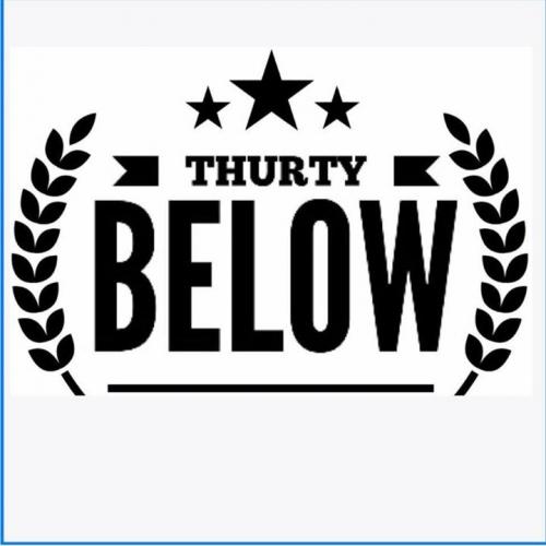 Thurty Below logotype