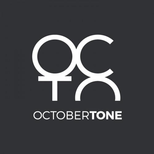 October Tone logotype