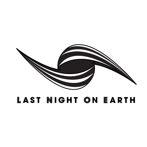 Last Night On Earth logotype